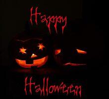 Happy Halloween I by Denise Abé