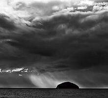 Storm over the Craig by David Alexander Elder