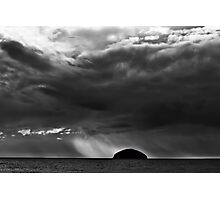 Storm over the Craig Photographic Print