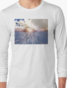 Mystery Sea Long Sleeve T-Shirt