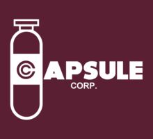 Capsule Corp v2 by wpliao