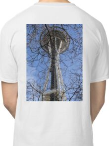 Space Needle Study 1  Classic T-Shirt