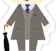 Mycroft Sticker