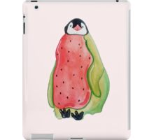 Watermelon Penguin iPad Case/Skin
