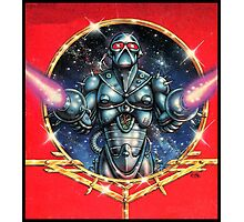 Clyde Caldwell Robot Photographic Print