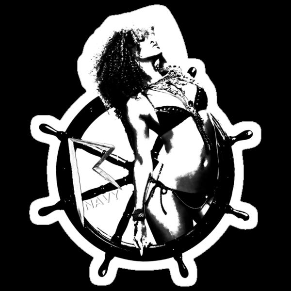 Rihanna Navy by unstoppabls