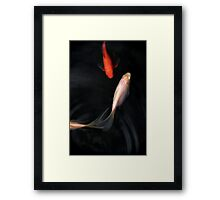 Koi fish #2 Framed Print