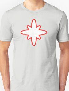Captain Atom Logo - Distressed Shirt Unisex T-Shirt