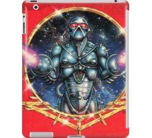 Clyde Caldwell Robot iPad Case/Skin