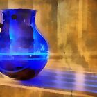 The Blue Jug # 2 by Eve Parry