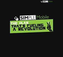 SIMPLE MOBILE Unisex T-Shirt