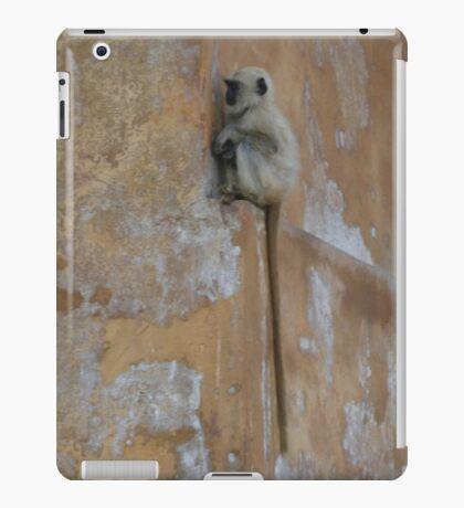 Hidden Indian Monkey iPad Case/Skin