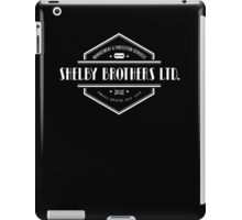 Peaky Blinders - Shelby Brothers - White Clean iPad Case/Skin