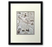 Historic Tacoma Framed Print