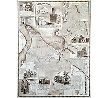 Historic Tacoma Photographic Print