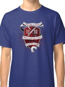 The Harry Code Dark tee (silver)  Classic T-Shirt