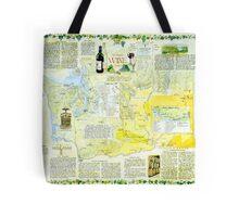 Washington Wine Country Tote Bag
