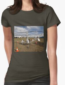Helicopter VH-XRN,Avalon Airshow,Australia 2015 Womens Fitted T-Shirt