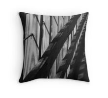 Visual Progression Throw Pillow