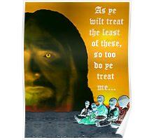 As ye wilt... Poster