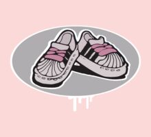 PINK ADIDDAS - THINK PINK! Kids Clothes