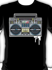 RADIO RAH: THE BOOMBOX T-Shirt