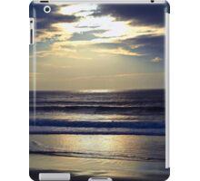 Carmel Beach Sunset  iPad Case/Skin