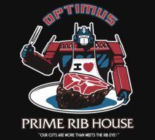 Optimus Prime Rib House