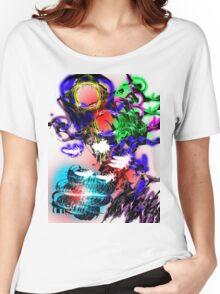 Colors2 Women's Relaxed Fit T-Shirt