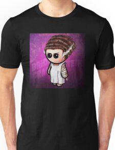 Bride of Frankenstein POOTERBELLY Unisex T-Shirt