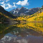 Fall in the Rockies by Luann wilslef