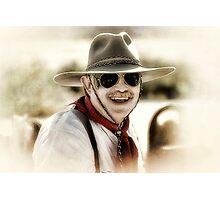 Jeff Rambo - Gunfigthter Photographic Print