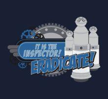 Blorgons - ERADICATE!!! Kids Tee