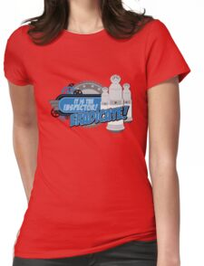 Blorgons - ERADICATE!!! Womens Fitted T-Shirt