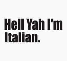 Italian Kids Tee