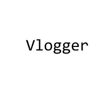 Vlogger by RDPW