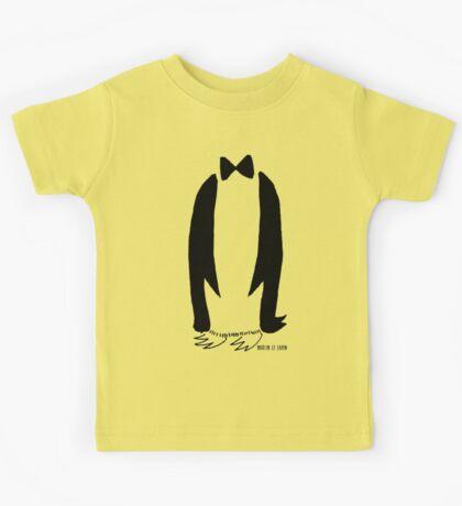Penguin Tee Shirt Kids Tee
