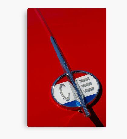 Chrysler 300G Canvas Print