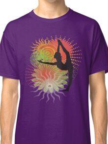 Yoga Dancer Pose Classic T-Shirt