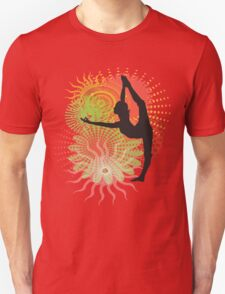 Yoga Dancer Pose T-Shirt