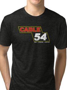 Cable 54 Tri-blend T-Shirt