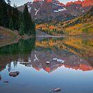 Maroon Bells, Colorado by Ryan Wright