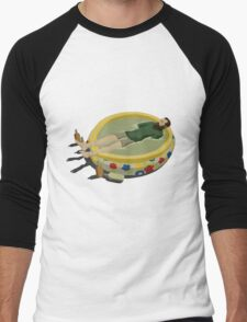 The Last Man on Earth - Margarita Pool Men's Baseball ¾ T-Shirt