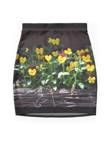 Petite Ladies Mini Skirt