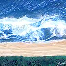 """""""West African Surf's Up"""" by Patrice Baldwin"""