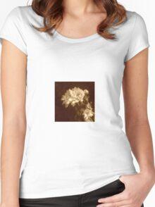 Flowers Of The Twenties Women's Fitted Scoop T-Shirt