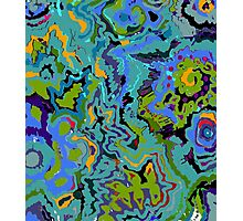 OIL SPILL 1 Photographic Print