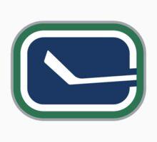 Vancouver Canucks - Third Logo Kids Clothes