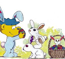 Ferald and The Bunnies by Keith Williams