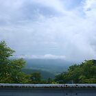 Scenic overlook in Virginia.  by fotoflossy